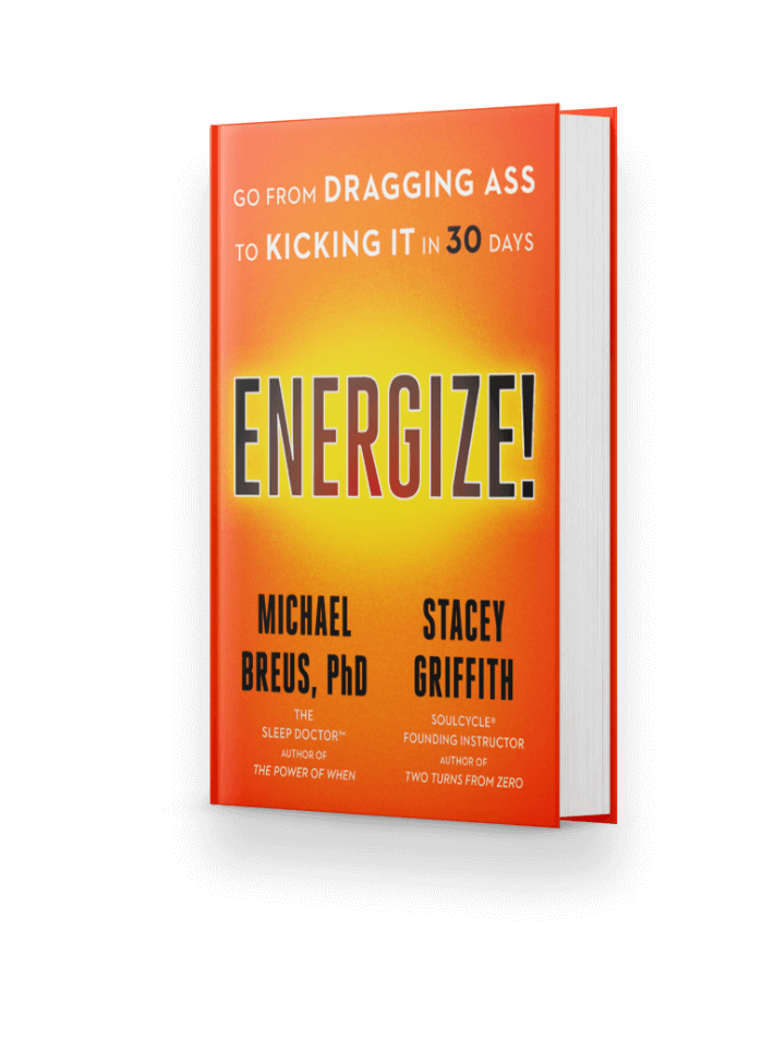 ENERGIZE book cover